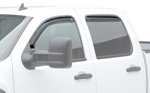 EGR 571501 in-Channel Slimline WindowVisor - 4 Piece