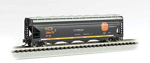 ACF 56' 4-Bay Center-Flow Hopper - KCS #286476 - N ()