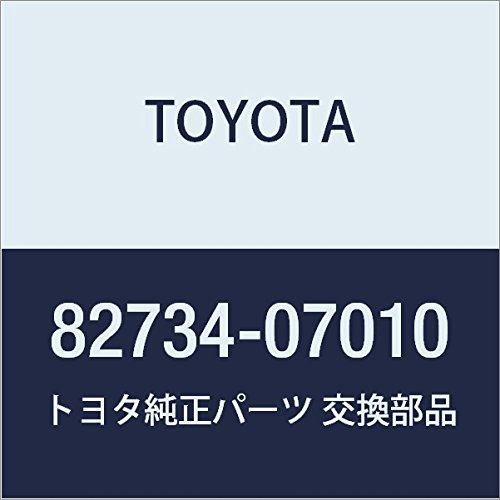 Toyota 82734-07010 Center Junction Block