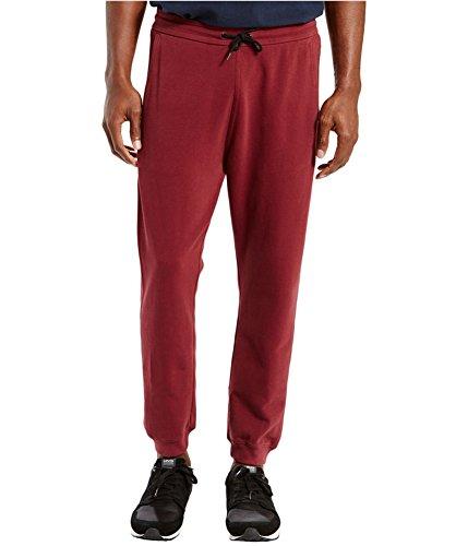 Levi's Mens Men's Line 8 Track Pants Chocolate Truffle Pique Pants