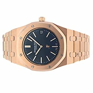 Audemars Piguet Royal Oak automatic-self-wind mens Watch 15202OR.OO.1240OR.01 (Certified Pre-owned)