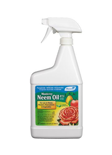 Monterey Neem Oil Ready-to-Use 32oz
