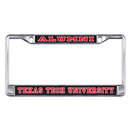 Texas Tech Domed_PlateFrame DOMED TEXAS TECH ALUMNI ()