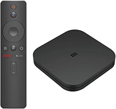Xiaomi Mi TV Box S - Streaming Player, Black: Amazon.es: Electrónica