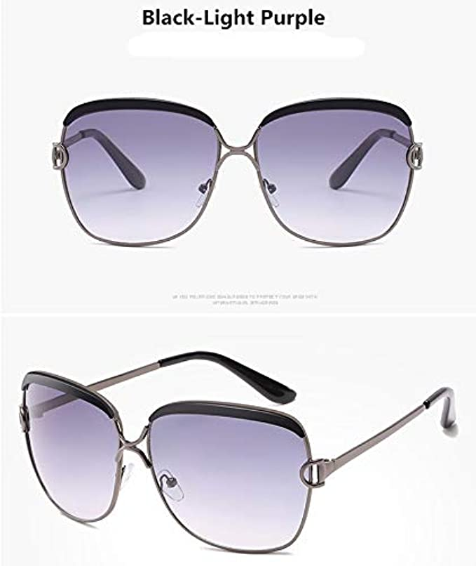 Fashion Uv400 Sole Da Shades Sunglasses Occhiali Popular Frame Tyjyy Donna