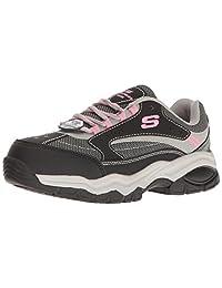 Skechers Womens BISCO Work Shoe