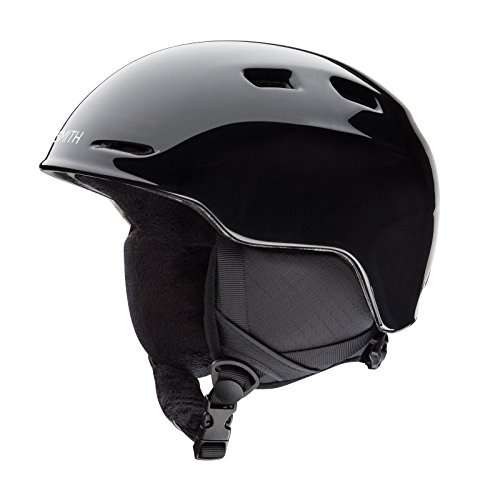 Smith Optics Zoom Jr. Youth Snow Snowmobile Helmet - Black/Youth - Youth Helmet Snow