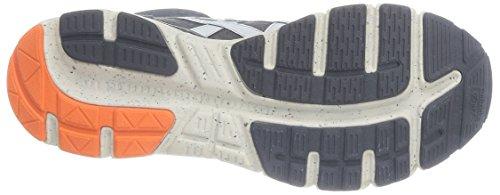 Asics Harandia Mt - Zapatillas de deporte Hombre Amarillo - Grey/Soft Grey