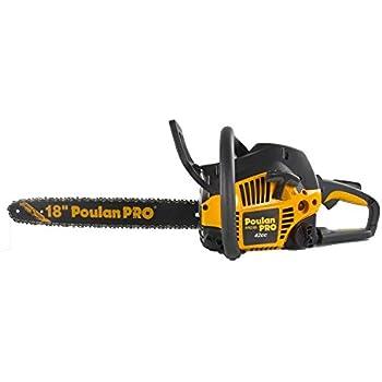 "Amazon.com : Poulan Pro PP4218A 18"" 42CC 2 Cycle Gas ..."