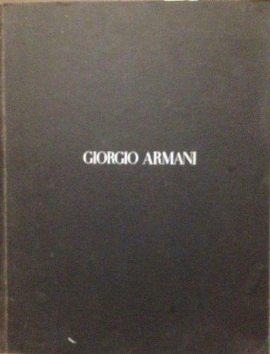 Giorgio Armani: Spring Summer 1995 - Collection Giorgio Armani