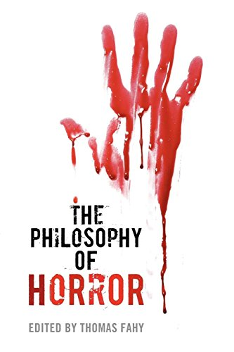 The Philosophy of Horror (Philosophy Of Popular Culture)