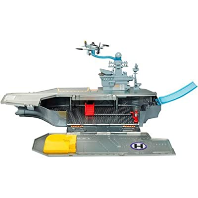 Disney Planes Yorkie Aircraft Carrier