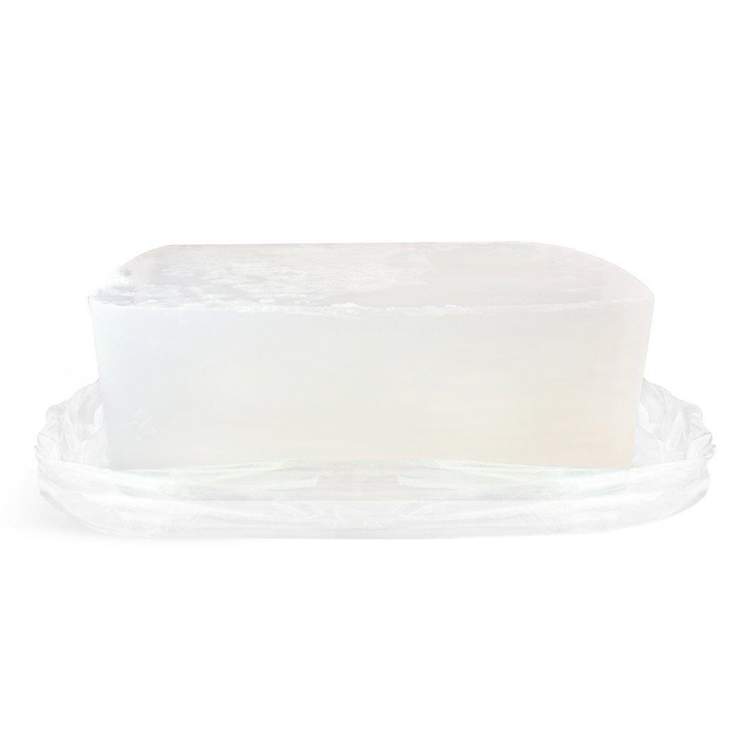 25 LB PREMIUM ULTRA CLEAR GLYCERIN MELT & POUR SOAP BASE PURE ORGANIC