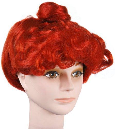Wilma Flinstone Costumes (Women's Wilma Flinstone Halloween Costume Wig)
