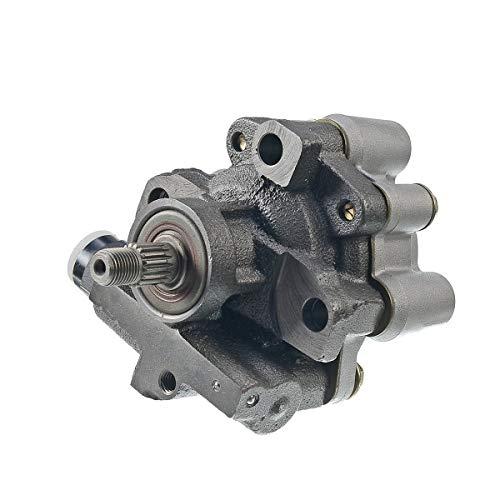 A-Premium Power Steering Pump for Toyota Corolla Chevrolet Prizm ()