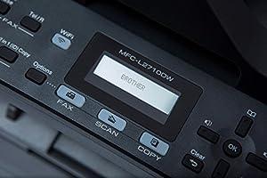 Brother mfcl2710dw Impresora multifunción láser 4 en 1 Monocromo A ...