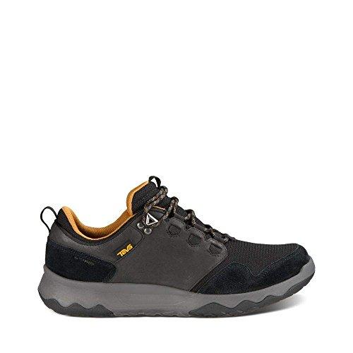 Teva Men's M Arrowood Waterproof Hiking Shoe,Black,9 M - Colorado Shops Mills