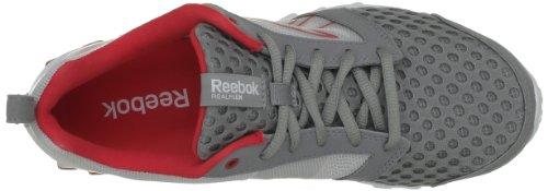 Reebok Womens REALFLEX SCREAM 2.0 Running Shoes Grey - Grau - Gris (J99464) l8AmlfGa