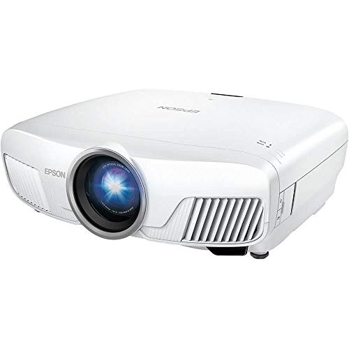 Epson Home Cinema 5040UB 3LCD Home Theater Projector with 4K Enhancement, HDR10, 100% Balanced Color and White Brightness, Ultra Wide DCI-P3 Color Gamut and UltraBlack - Epson Cinema Pro Projector