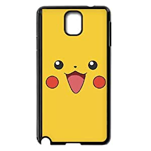 Samsung Galaxy Note 3 Cell Phone Case Black Pikachu gyhs