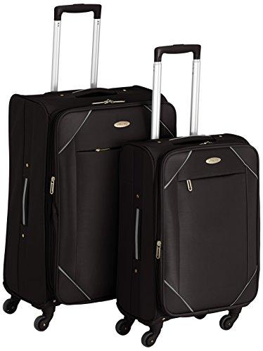 Mirano Set di valigie 220066 Nero 10 L
