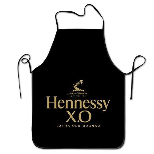 logo-hennessy-xo-kitchen-aprons-for-women-men
