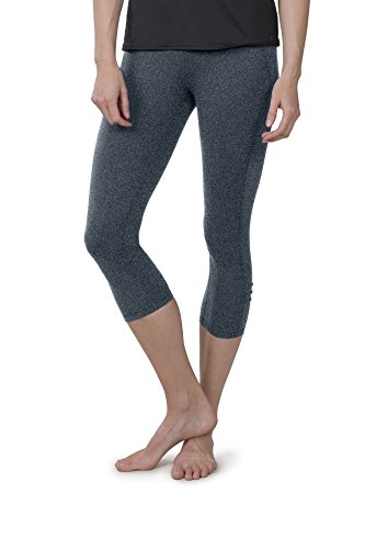 Used, Soybu Womens Killer Caboose Capri, CHARCOAL, Small for sale  Delivered anywhere in Canada