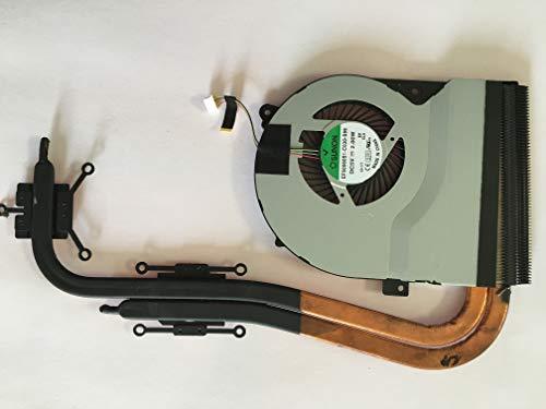 HK-Part Fan for ASUS K56 K56C K56CA K56X K56CM K56CB Cooling Fan with Heatsink EF50060S1-C030-S99