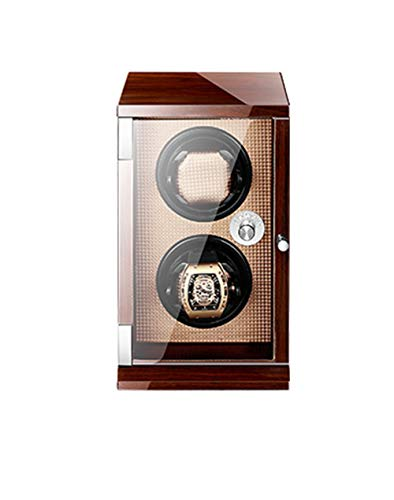 Vertical Automatic Watch Winder, Wood Shell Piano Paint, used for sale  Delivered anywhere in Canada
