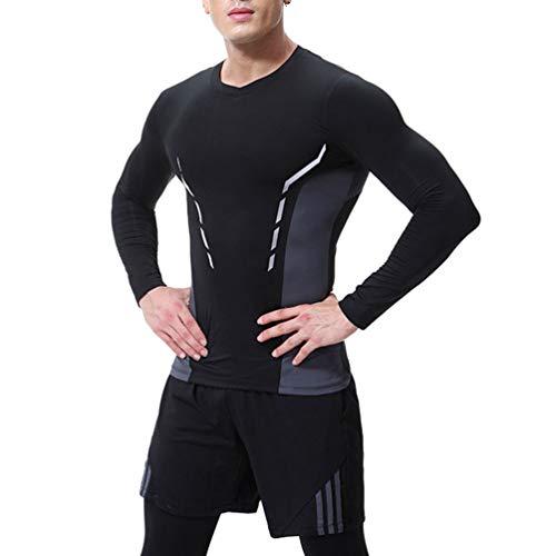 Pour Jogging Collant Short Vêtements Compression Image10 Cyclisme Running Shirt Sport Séchage Rapide Homme Fitness Avec Yiijee Ensemble De Comme Fwxq74nO
