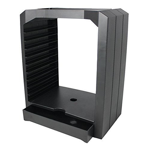 WinnerEco Universal Game Storage Tower for Xbox One PS4