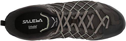 SALEWA Ms Wildfire, Stivali da Escursionismo Uomo Multicolore (Black Olive / Siberia 7625)