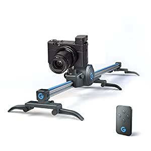 Grip Gear's Movie Maker Set - Electronic Slider & 360° Panoramic Time Lapse System for Small Cams