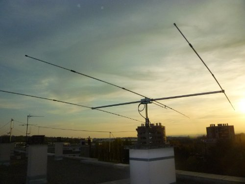 (Sirio Sy27-3 3 Elements Tunable 26.5-30mhz Yagi Antenna )