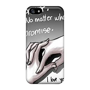 Fashion Tpu Case For Iphone 5/5s- Forever Defender Case Cover