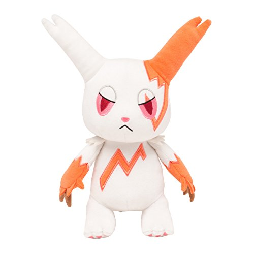 Pokemon Center Japan Time Zangusu /Zangoose Stuffed Plush Dolls, 10""