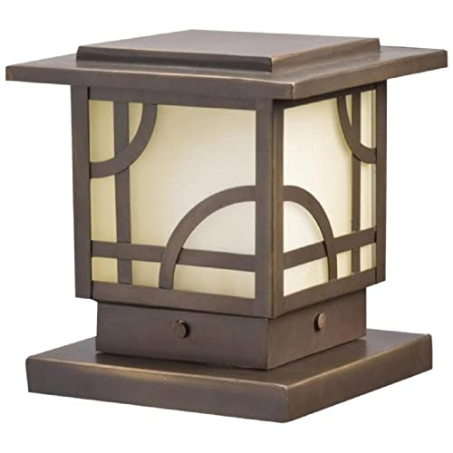 Outdoor column lighting amazon kichler 15474oz one light post mount aloadofball Image collections