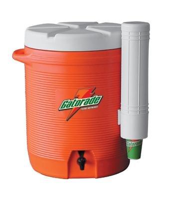 Gatorade Beverage Cooler, 5 gal., Orange