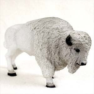 Buffalo Figurine - 6