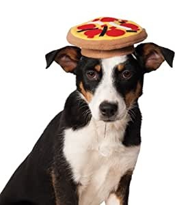 Rubie's Pizza Hat for Pets, Small/Medium