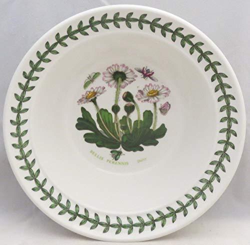Portmeirion Botanic Garden Rim Cereal/Oatmeal Bowl (Daisy)