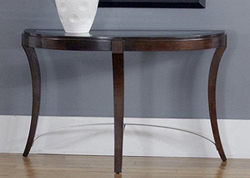 Liberty Furniture INDUSTRIES 505-OT2030 Avalon Occasional Sofa Table, Dark Truffle Finish