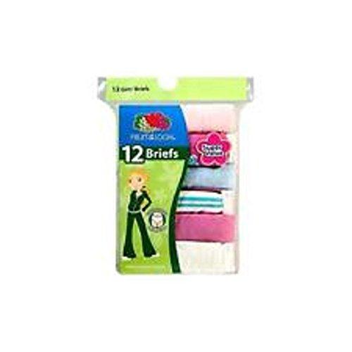 Hanes Girl's Cotton Bikini 9 Pack + 3Free