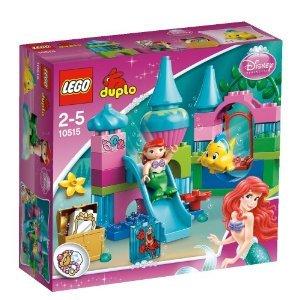 [해외] LEGO (레고) DUPLO 10515 ARIEL'S UNDERSEA CASTLE 블럭 장난감 (병행수입)