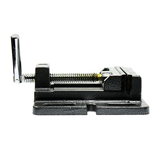 3'' Drill Press VISE Pipe Clamping Holding 3 Inch Throat Open Workbench Vice by Unknown (Image #1)