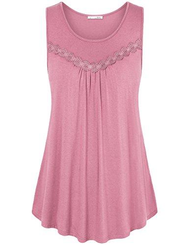 Pink Tank Top Shirt - 2