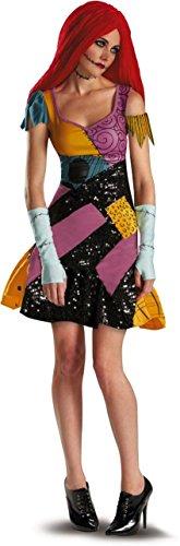 Sally Glam Costume - Large - Dress Size 12-14