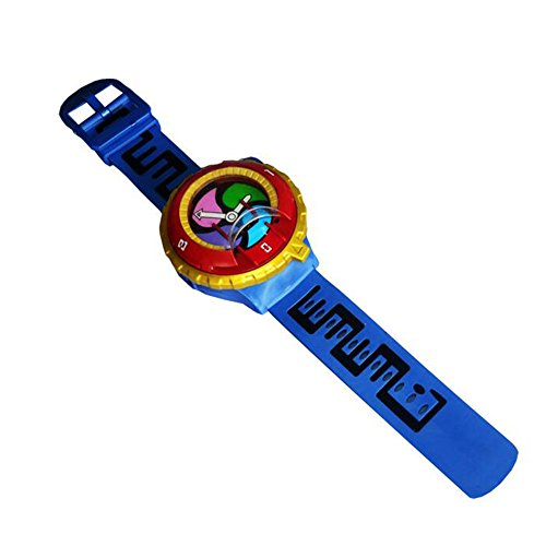 [Hot Yokai Toy Watch Sound And Light Little Watch With Three Medals For Children's] (Plush Turtle Kids Costumes)