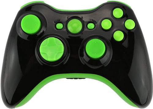 Viper Controllers   Green Energy Modded Controller   Xbox 360