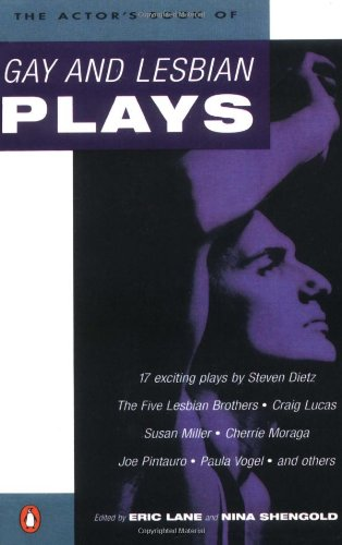 The Actor's Book Of Gay And Lesbian Plays